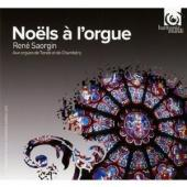 Album artwork for Noels a l'Orgue. Saorgin