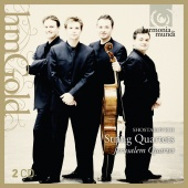 Album artwork for String Quartets Nos.1, 4, 6, 8, 9 & 11/ Jerusalem