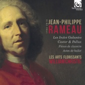 Album artwork for RAMEAU. Les Indes gallantes. Les Arts Florissants/