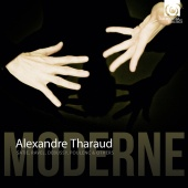 Album artwork for Moderne. Tharaud