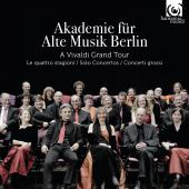 Album artwork for Akademie für Alte Musik Berlin - A Vivaldi Grand