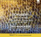 Album artwork for Schubert: Trio Op. 100 / Trout Quintet