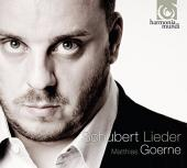 Album artwork for Schubert: Lieder (Goerne) 12 CD Set
