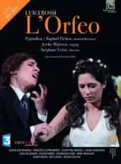Album artwork for Rossi: L'Orfeo