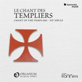 Album artwork for LE CHANT DES TEMPLIERS / Ensemble Organum