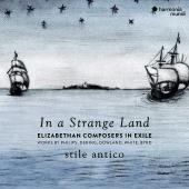 Album artwork for In A Strange Land / Stile Antico