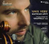 Album artwork for Levy: UNIS VERS / Levy, Viret, Giniaux