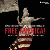 Album artwork for Free America! - Early Songs of Resistance and Rebe