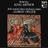 Album artwork for Purcell: King Arthur