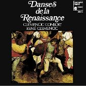 Album artwork for Danses de la Renaissance