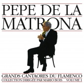 Album artwork for PEPE DE LA MATRONA