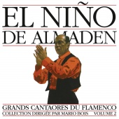 Album artwork for EL NINO DE ALMADEN