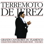 Album artwork for Grandes figures du flamenco, vol. 4