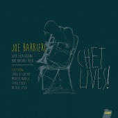 Album artwork for Chet Lives. Joe Barbieri