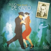 Album artwork for Tierra Querida. Julio De Caro