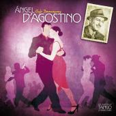 Album artwork for Cafe Dominguez. Angel D'Agostino