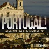 Album artwork for Portugal! The Legends of Fado. Various Artists