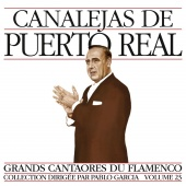 Album artwork for Masters of Flamenco Vol.23. Canalejas de Puerto Re