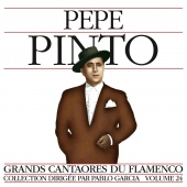 Album artwork for Masters of Flamenco Vol.24. Pepe Pinto