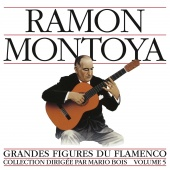 Album artwork for Ramon Montoya: Masters of Flamenco