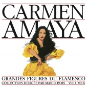 Album artwork for Carmen Amaya: Masters of Flamenco