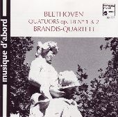 Album artwork for Beethoven: Quartets 1 & 2