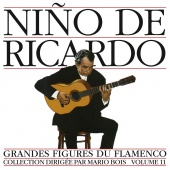 Album artwork for Grandes figures du flamenco, vol.11