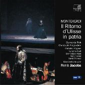Album artwork for IL RITORNO D'ULISSE IN PATRIA