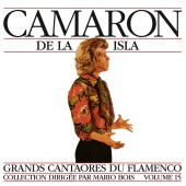 Album artwork for CD-FLAMENCO VOL 15-CAMARON DE LA ISLA FLAMENCO V.1