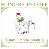 Album artwork for  Rabih Abou-Khalil: Hungry People