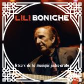 Album artwork for Tresors de la musique judeo-arabe. Lili Boniche
