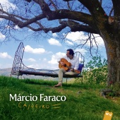 Album artwork for Cajueiro. Marcio Faraco