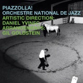 Album artwork for Piazzolla! Orchestre National de Jazz