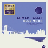 Album artwork for Ahmad Jamal: Blue Moon - Collector's Edition.