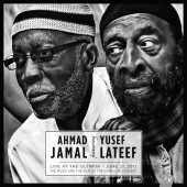 Album artwork for Live at the Olympia, June 2012. Ahmad Jamal, Yusef