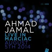 Album artwork for AHMAD JAMAL - LIVE IN MARCIAC 2014