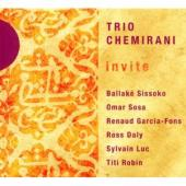 Album artwork for Trio Chemirani invite...
