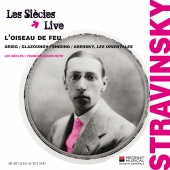 Album artwork for STRAVINSKY. L'Oiseau de Feu. Les Siecles/Roth