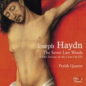 Album artwork for Haydn: Seven Last Words / Prazak Quartet