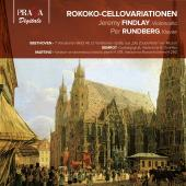 Album artwork for Rococo Cello Variations