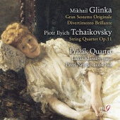 Album artwork for Glinka: Gran Sestetto; Tchaikovsky: String Quartet