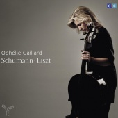 Album artwork for SCHUMANN. Cello Concerto; LISZT. Cello Works. Gail