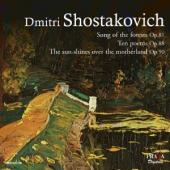 Album artwork for Shostakovich: Song of the Forests, Ten Poems
