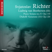 Album artwork for Beethoven: Piano Sonata No.31; Diabelli Variations
