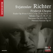 Album artwork for Chopin: Piano Works / Richter