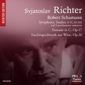 Album artwork for Schumann: Piano Music / Richter