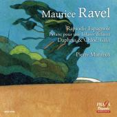 Album artwork for RAVEL: Rapsodie Espagnole, Daphnis & Chloe. LSO, M