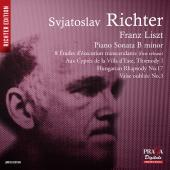Album artwork for LISZT. Piano Sonata, Etudes. Richter (SACD)