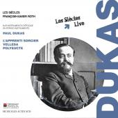 Album artwork for DUKAS. L'Apprenti Sorcier, Velleda. Les Siecles/R