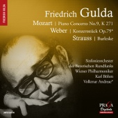 Album artwork for MOZART. Piano Concerto No.9. Gulda/Vienna PO/Bohm